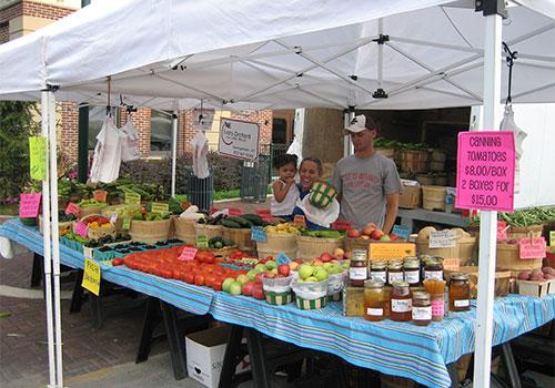 Market - Evans Orchard - Market & Cider Mill - Georgetown, KY